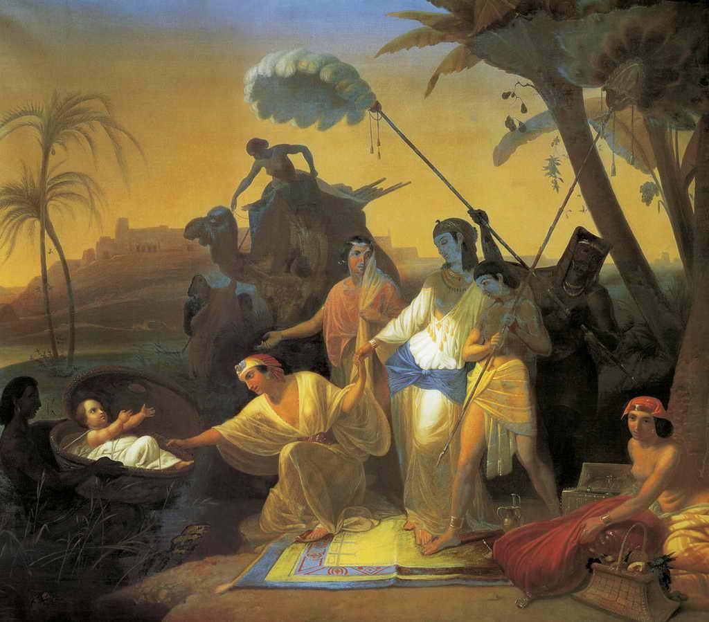 Пророчица Мариам, сестра пророка | Литератор