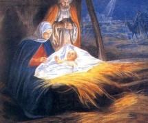 Рождество Господа нашего Иисуса Христа. К. Лебедев