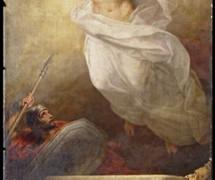 Воскресение Христа. К. Штейбен. 1843–1854 гг. Исаакиевский собор, СПб