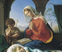 Святое семейство. Е.  Рейтерн. 1858  г. Государственный Русский музей, СПб