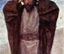 Иуда раскаялся. В. Поленов