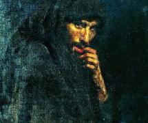 Иуда. И. Репин. 1885 г.