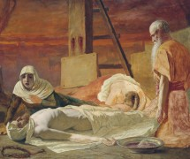 Снятие с креста. В. Перов. 1878 г.