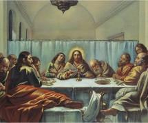 Тайная вечеря. С. Живаго. 1845–1846 гг.