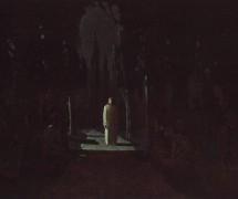 Христос в Гефсиманском саду. А. Куинджи. 1901 г. Государственный Русский музей, СПб